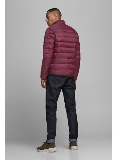 Jack & Jones JJEMAGIC PUFFER COLLAR NOOS 12173752Port RoyXL               Renkli